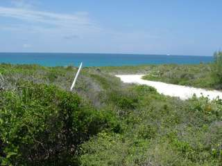 View from Beautiful Ocean View Lot - Stella Maris, Long Island, Bahamas